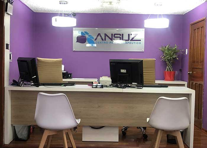 Oficinas Ansuz Ecuador sede Quito
