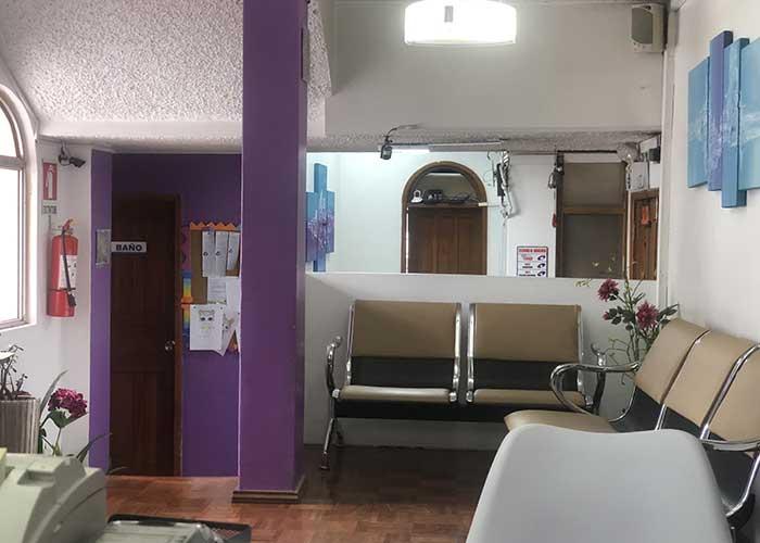 Oficinas Ansuz Ecuador sede cumbaya